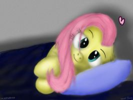 Morning, Fluttershy... by TheBeatnikPsyD