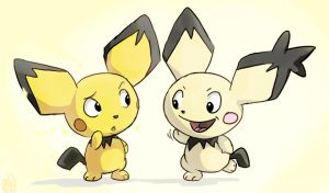 Happy Pichu Time by ReenK