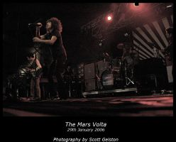 The Mars Volta by burntcitizen