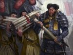 L5R: Hida Mochitoko by AaronMiller