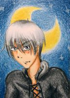 Lukas (ACEO 42) by Naousuke