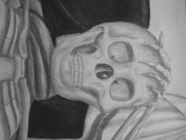 Art Class - Skeleton by R-Eventide