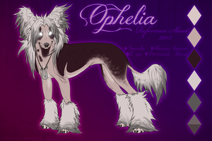 Ophelia Reference 2012. by Serphire