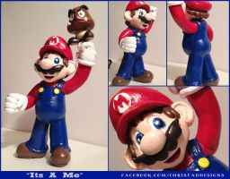 Its A Me! by ChrisWithATa