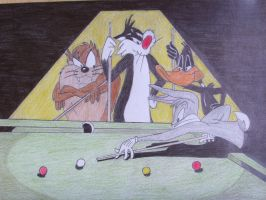 Looney Tunes by KellySuch
