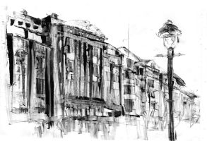 Paul-Lincke-Ufer by DarylAlexsy
