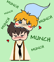 FredxNox: Munch by Weasley-Detectives