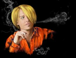 Sanji- bad habits by olafpriol
