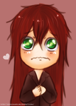 I'm without makeup! [GRELL] by cioccoMELLO