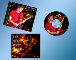 Heaven and Hell CD by Robbanmurray