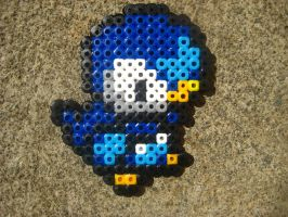 Perler: Piplup by PhishRitzy