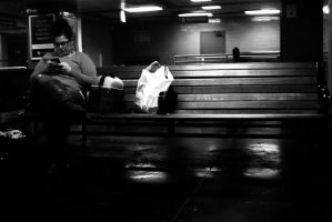 Waiting Room by pubculture