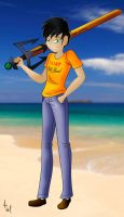 Percy Jackson by maahvictal