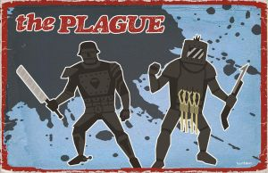 The Plague by Hartter