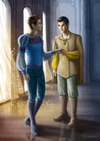 Princes!Klaine by Riverance