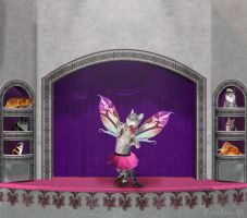 A Night at the Ballet by Loulou13