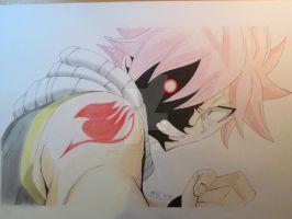 I Promise! (Natsu- Fairy Tail) by Tommydrawgames