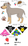 Tiggy Ref 2015 by Shelter-Staffie