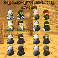 kearone's CStrike Icons by kearone