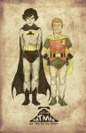 The Adventures of Hatman and John the Boy Wonder by ieindigoeast