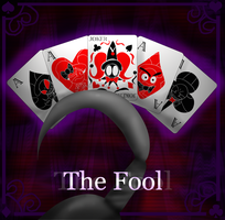 The Fool Alternate Cover by SkippyWoodFood