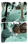 The Wolf - Page 5 by lookhappy