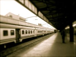 trains.. by moriara