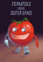 Tomatoes from outer space by Exhibit-E