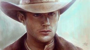 Dean Winchester by AnnikeAndrews