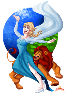 It Means Let It Go ! by thereina