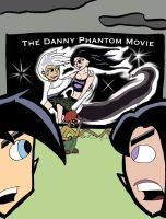 : THE DANNY PHANTOM MOVIE : by Aaronelf