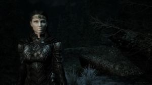 Daughter of Skyrim V by Solace-Grace