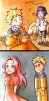 Naruto i love you by Gigei