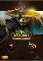 WOW - Mists of Pandaria by DeadLinerz