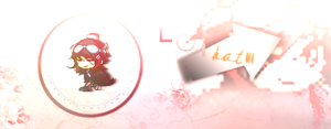 Signature/Banner Commission | LoiKat3 by unanify