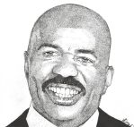 STEVE HARVEY: WHAT A BRAVE MAN by hitome