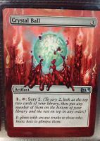 Crystal Ball alter by gidge1201