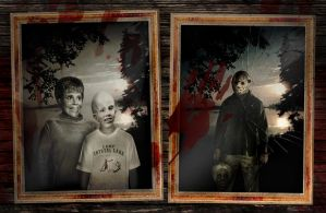 Voorhees Family Portrait by smalltownhero