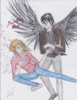 Max And Fang...Forever by SilverLizzy5