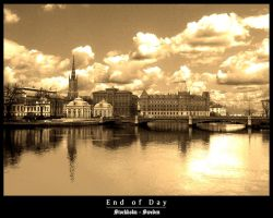 End of Day by pachylla