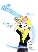 Luna Lovegood Request by Taylor-Magnificent