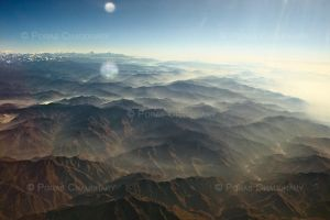 The Great Himalayan Range by poraschaudhary