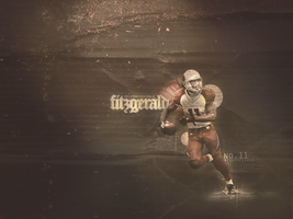 Larry Fitzgerald wallpaper by PD21