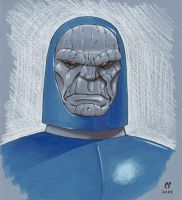 DARKSEID by daikkenaurora