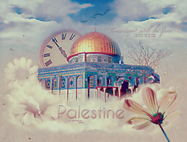 Palestine Will Be Free by saroOony