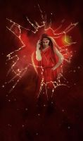 In the red by Korolevatumana