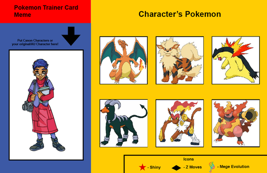 Taranee Cook's Pokemon Trainer Card by Hillygon