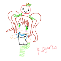 Kayurita Fan Art by SalarySalad