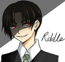Riddle by akaruquille