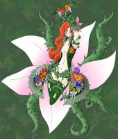 Poison Ivy by Kevichan